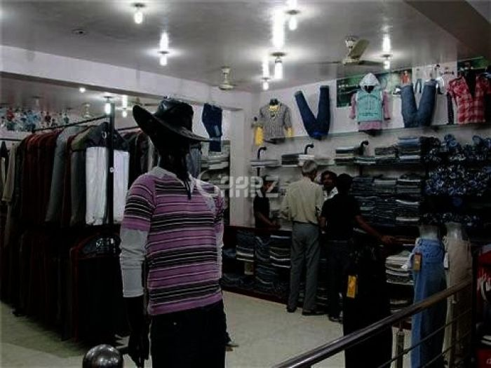 330 Square Feet Commercial Shop for Sale in Islamabad F-11