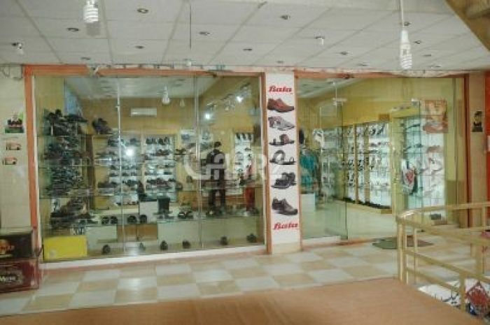 384 Square Feet Commercial Shop for Rent in Lahore Johar Town