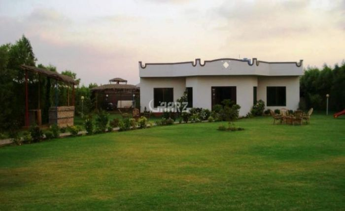 4 Kanal Farm House for Sale in Lahore Green Acres Housing Society