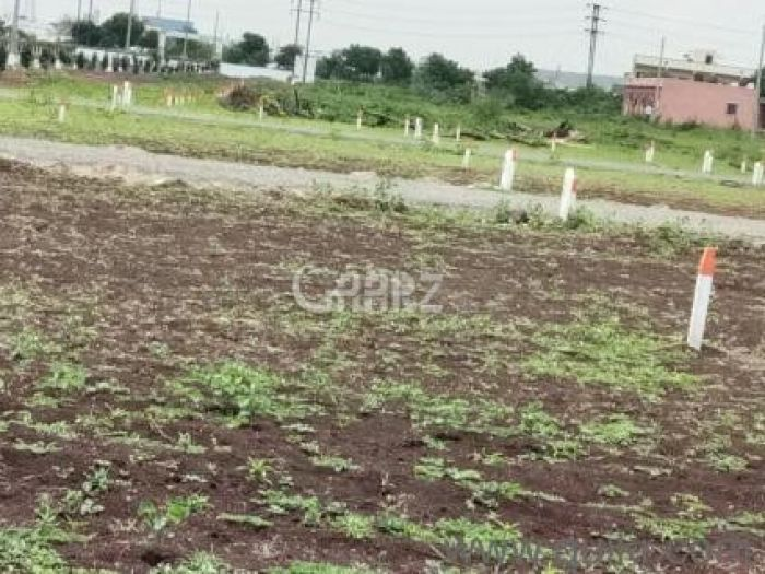 4 Marla Commercial Land for Sale in Lahore Bahria Town Orchard Phase-2
