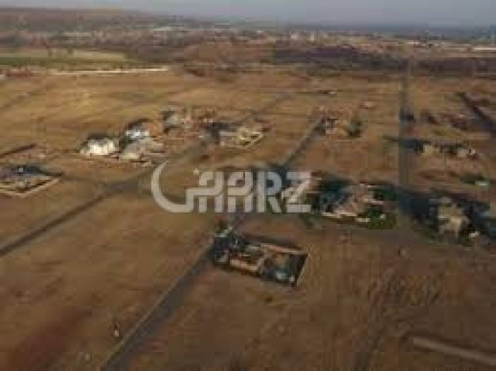2 Kanal Residential Land for Sale in Karachi Bahria Sports City