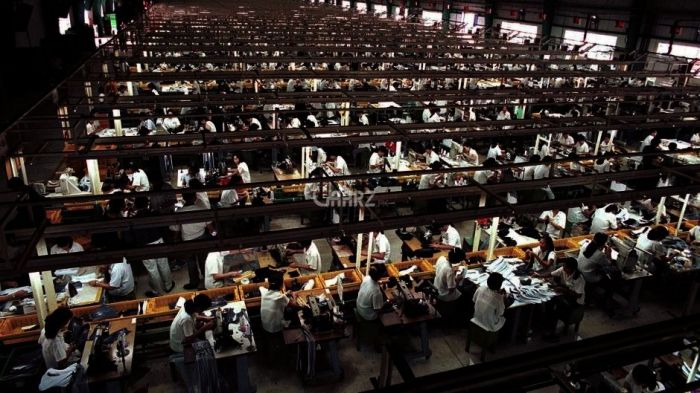 45000 Square Feet Commercial Factory for Rent in Lahore Sundar
