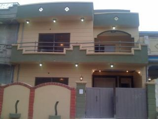 5 Marla House for Rent in Rawalpindi Bahria Town Phase-8 Safari Homes