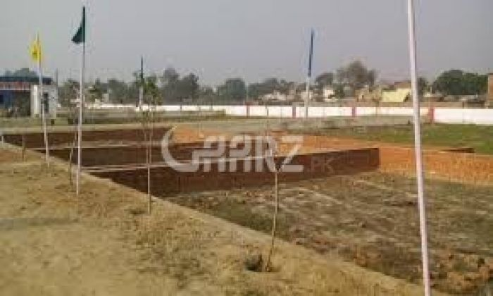 5 Marla Plot for Sale in Lahore Ferozepur Road