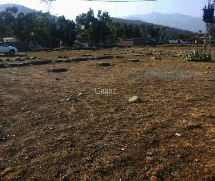 5 Marla Residential Land for Sale in Islamabad Japan Road