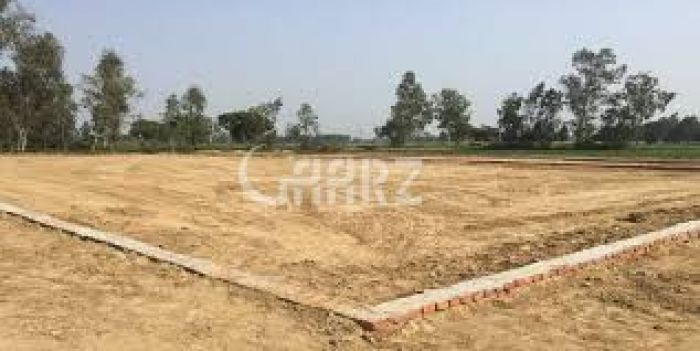 5 Marla Residential Land for Sale in Lahore New Lahore City