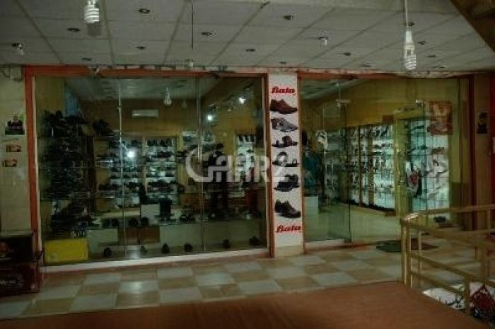 528 Square Feet Commercial Shop for Sale in Islamabad F-8 Markaz