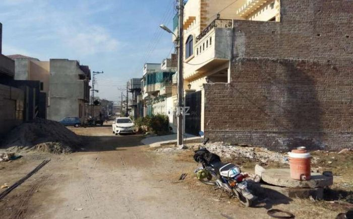 6 Marla Commercial Land for Sale in Lahore Nfc-2