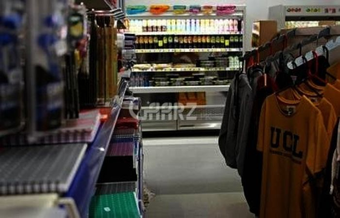 680 Square Feet Commercial Shop for Sale in Islamabad G-13,