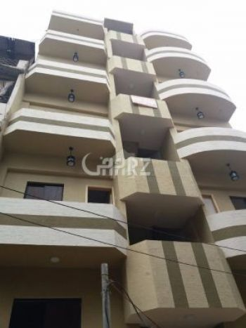 750 Square Feet Apartment for Rent in Karachi North Nazimabad