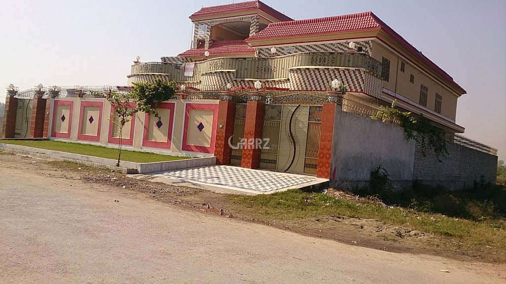 1 Kanal House for Sale in Lahore Wapda Town