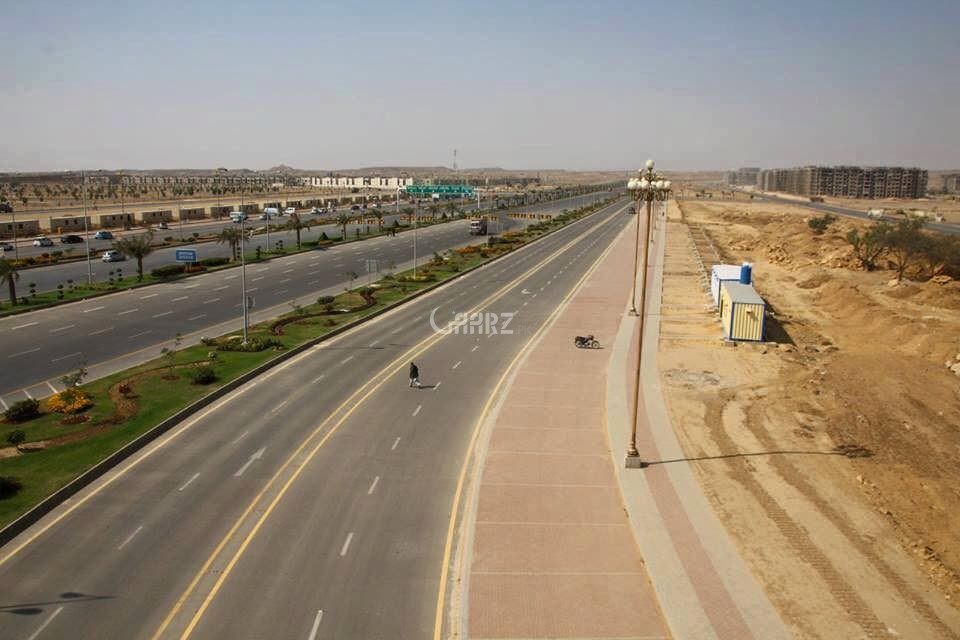 1 Kanal Residential Land for Sale in Karachi Precinct-33, Bahria Town