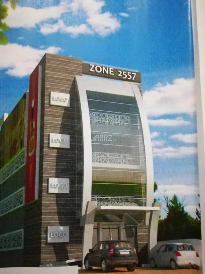 7500 Square Feet Commercial Building for Rent in Lahore Firdous Market