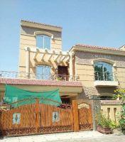 10 Marla House for Sale in Lahore Bahria Town Ghaznavi Block
