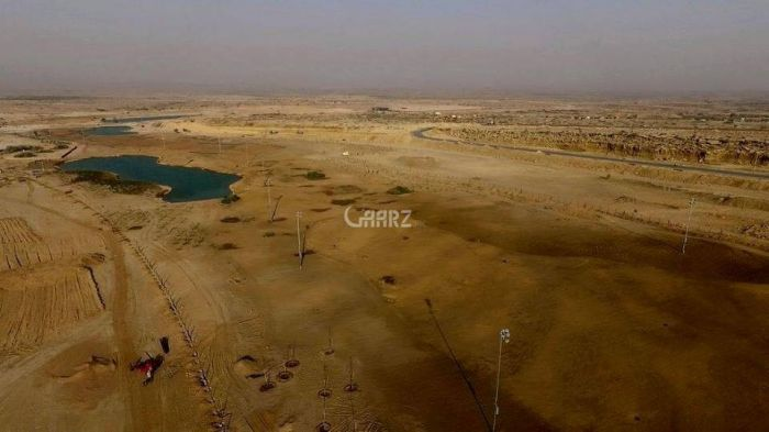 10 Marla Residential Land for Sale in Karachi Bahria Paradise