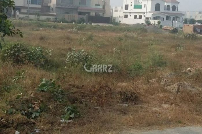 10 Marla Residential Land for Sale in Lahore Bahria Town Overseas A