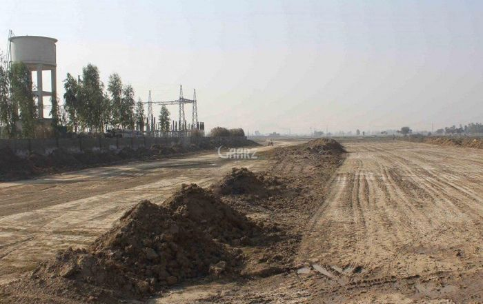 10 Marla Residential Land for Sale in Lahore Grand Avenues Housing Scheme