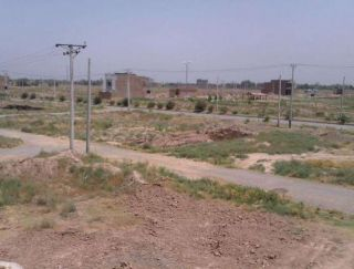 10 Marla Residential Land for Sale in Islamabad Wapda Town Block A