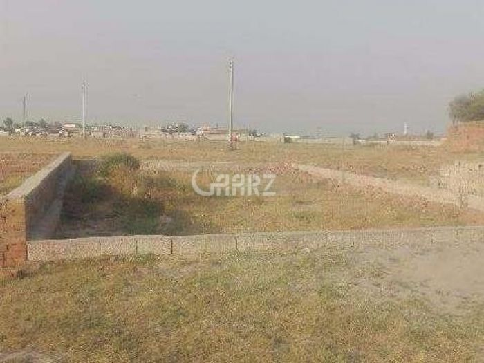 10 Marla Residential Land for Sale in Islamabad Wapda Town Block D