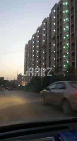 1050 Square Feet Apartment for Sale in Karachi Bahria Town Precinct-19
