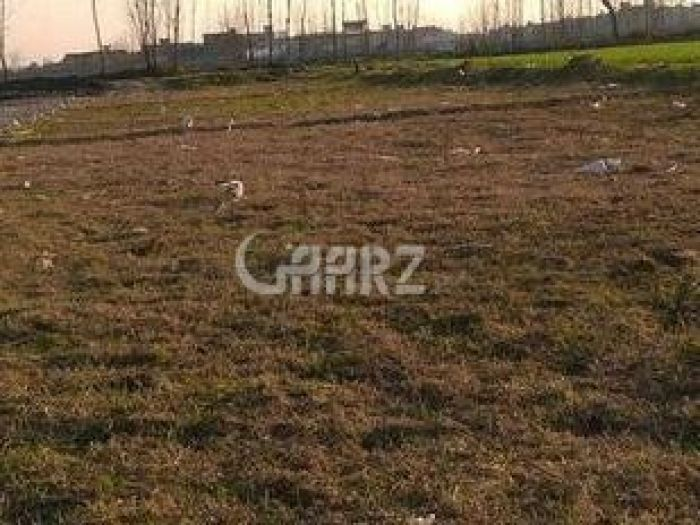 11 Marla Residential Land for Sale in Islamabad E-11