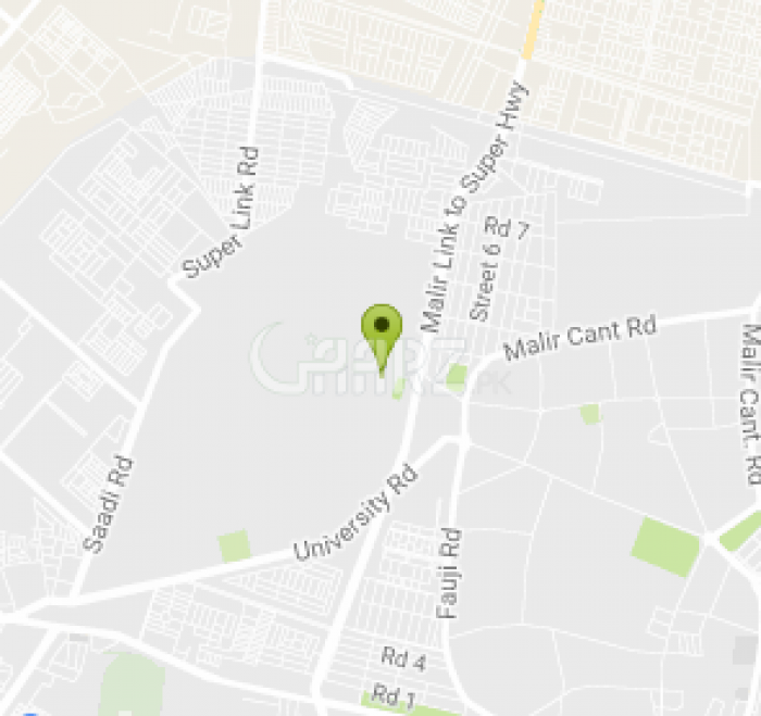 1176 Square Feet Apartment for Sale in Karachi Fazaia Housing Scheme