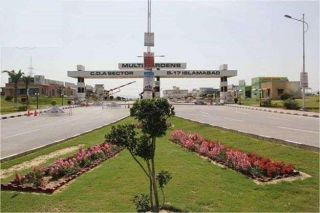 12 Marla Residential Land for Sale in Islamabad Mpchs Block D