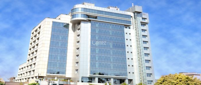 12000 Square Feet Building for Rent in Islamabad Blue Area
