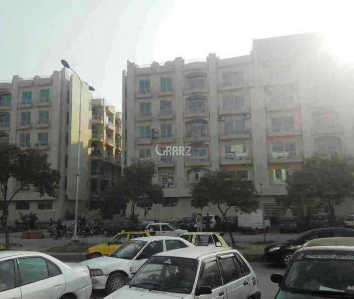 1278 Square Feet Apartment for Sale in Karachi Fazaia Housing Scheme