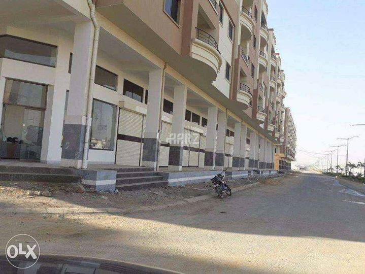1,450 Square Feet Apartment for Sale in Block-16, Gulistan-e