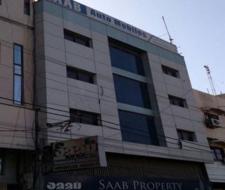1800 Square Feet Commercial Office for Rent in Karachi DHA Phase-5