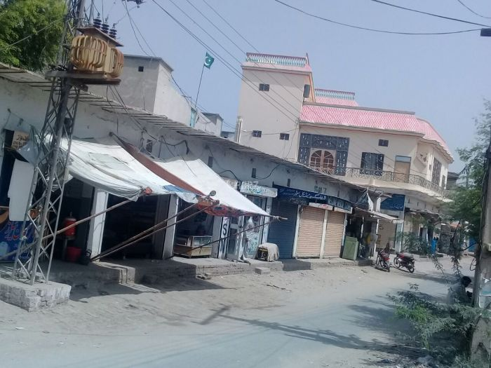 19684 Square Feet Shops and Flats for Sale in Liaquat Pur Channi Goth