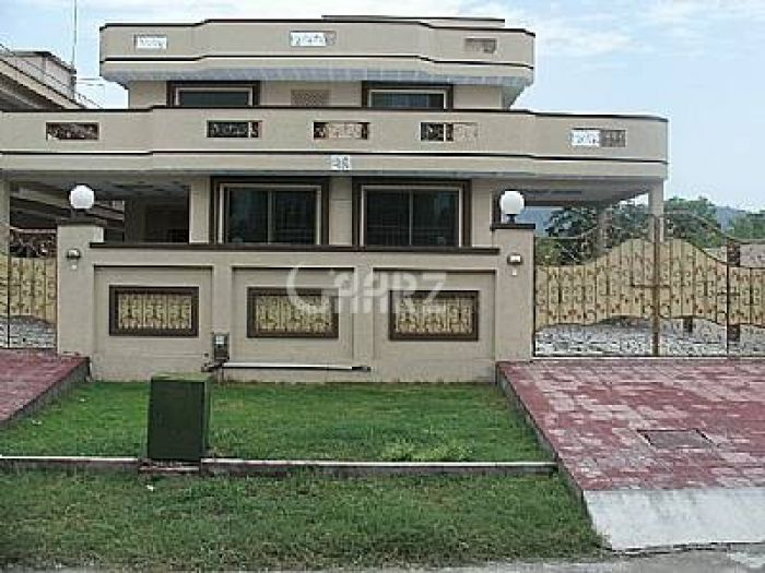 2 Kanal House for Sale in Lahore Sarfaraz Rafiqui Road
