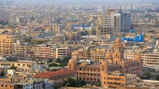 2200 Square Feet Commercial Shop for Rent in Karachi Jinnah Avenue