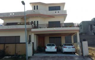 27 Marla House for Rent in Islamabad F-10