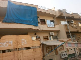 27 Marla Upper Portion for Rent in Islamabad F-10