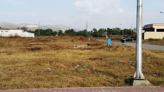 272 Square Yard Residential Land for Sale in Islamabad B-17