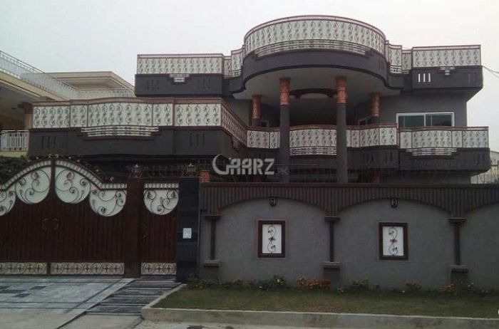29 Marla House for Sale in Islamabad F-8/2
