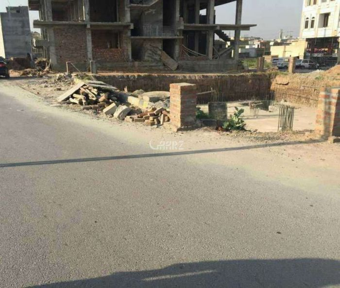 3 Marla Commercial Land for Sale in Lahore Bahria Nasheman Zinia