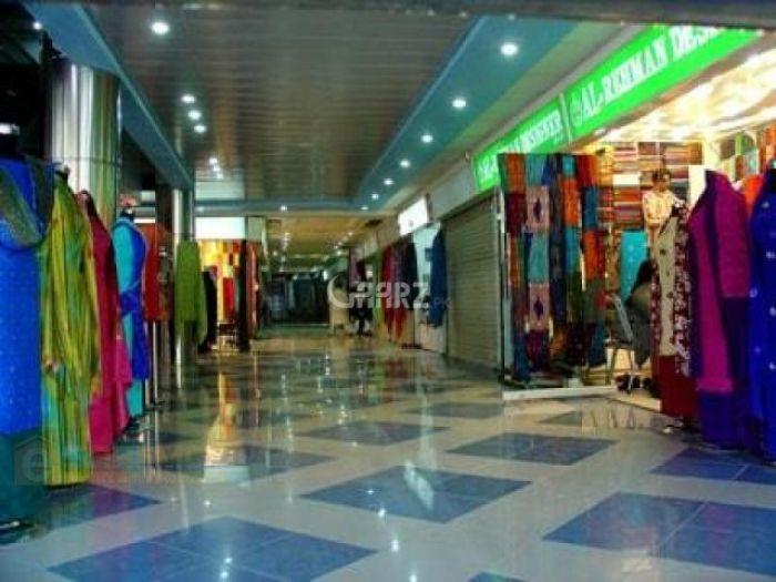 306 Square Feet Commercial Shop for Sale in Rawalpindi Bahria Town Safari Villas