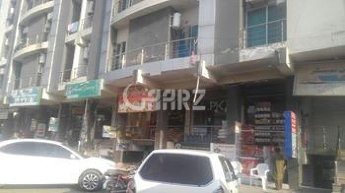 306 Square Feet Commercial Shop for Sale in Karachi DHA Phase-7