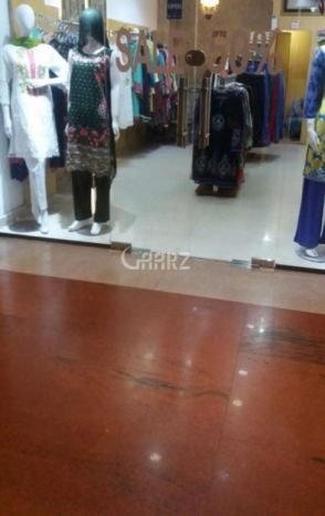 308 Square Feet Commercial Shop for Rent in Islamabad D-12 Markaz