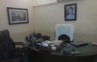 3600 Square Feet Commercial Office for Rent in Karachi Gulshan-e-iqbal