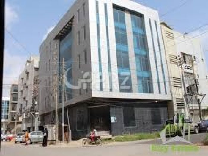 375 Square Feet Commercial Office for Rent in Karachi DHA Phase-5