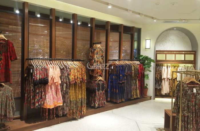 375 Square Feet Commercial Shop for Rent in Rawalpindi Bank Road