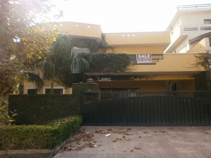 4 Kanal House for Rent in Islamabad F-8/1