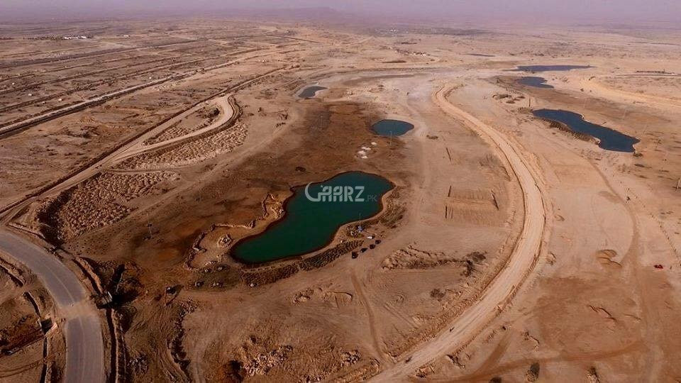4 Kanal Residential Land for Sale in Karachi Bahria Golf City