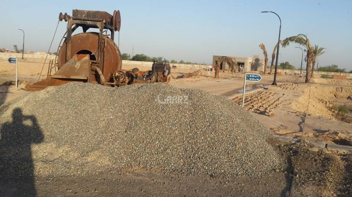 4.80 Marla Residential Land for Sale in Karachi Hassan Society Sector-36-a
