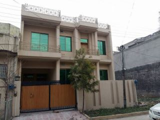 5 Marla House for Rent in Rawalpindi National Policec Foundation