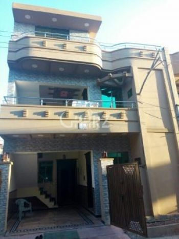 5 Marla House for Sale in Lahore Bahria Nasheman